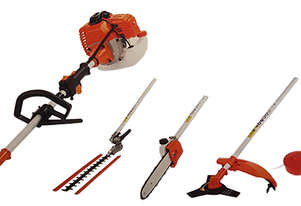 CHAINSAW & WHIPPER-HEDGE 4 IN 1 KIT