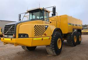 Volvo   A40D Water Cart & Truck