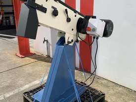 SHOWROOM DEMO 75mm I(ndustrial Belt Linisher - 240Volt Save $200's - picture0' - Click to enlarge