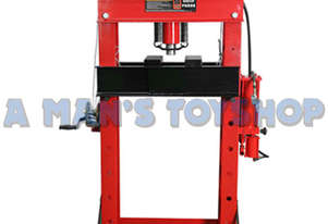 HYDRAULIC PRESS HEAVY DUTY 50 TONNE RAM