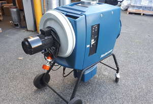 Portable FilterBox for welding fume extraction or dust extraction