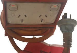 Clipsal Heavy Duty 4 Outlet with Safety Switch 485P4CB15/30