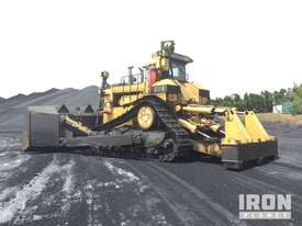 1994 Cat D11N Crawler Dozer - picture1' - Click to enlarge