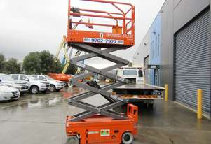 Used 2013 Dingli S06-E 19ft Electric Scissor Lift