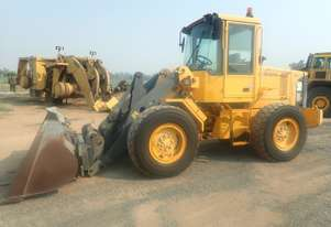 Volvo L50E Tool Carrier Loader