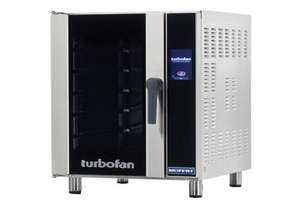 TURBOFAN E33T5 - 5 TRAY TOUCH SCREEN ELECTRIC CONVECTION OVEN