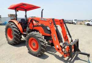 Kubota Tractor M8540DTH with Front End Loader