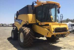 New Holland 2009   CX8080