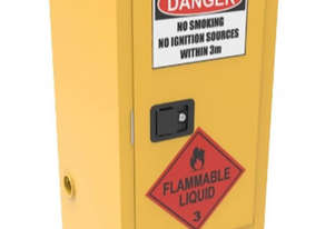 Flammable Goods Storage