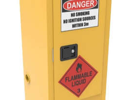 Flammable Goods Storage  - picture0' - Click to enlarge
