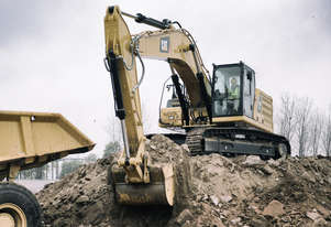 CATERPILLAR 336 GC HYDRAULIC EXCAVATOR