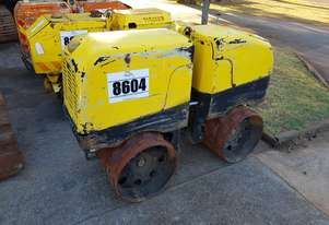 2006 Wacker RTSC2 Remote Control Articulated Trench Roller *CONDITIONS APPLY*