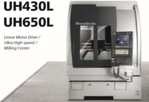Sodick High Speed CNC Machining Centre
