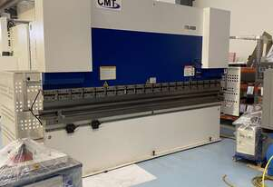 CMT 176 TON X 4M PRESS BRAKE | ESTUN E210 CONTROLLER | DUAL SERVO CONTROLLED AXES | HYDRAULIC