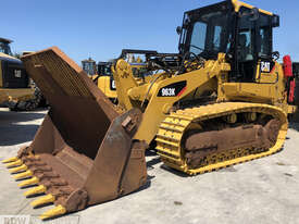 Caterpillar 963K Track Loader - picture1' - Click to enlarge