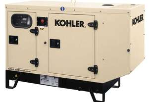 ON SALE - Kohler KK12M: 12kVA Single Phase Diesel Powered Standby Generator with 50L Tank