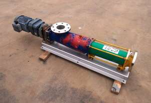 Helical Rotor Pump, IN/OUT: 100mm Dia