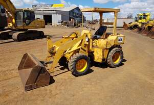 1990 Yanmar V3 Wheel Loader *CONDITIONS APPLY*