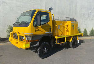 Mitsubishi Canter Emergency Vehicles Truck