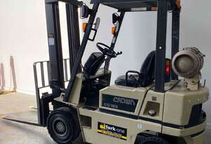 Crown Forklift 1.8 Lpg Petrol low hrs