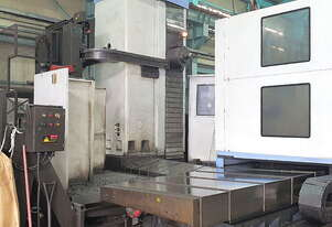 2008 Doosan DB130CX Table Type CNC Horizontal Borer