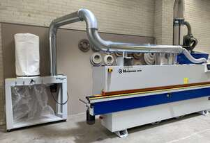 NikMann RTF-v.12, Edgebander with Pre-milling, Corner Rounder and much more from Europe