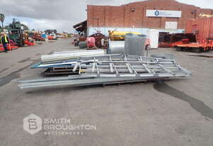 DISMANTLED SPRAY BOOTH