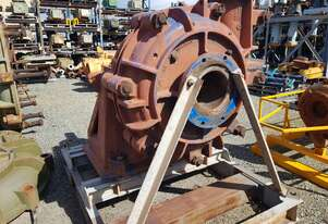 Warman 10/8 GAH steel lined pump