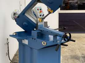 Industrial 245mm x 180mm Mitre Cutting Bandsaw & Stand 240V or V Made in Taiwan - picture2' - Click to enlarge