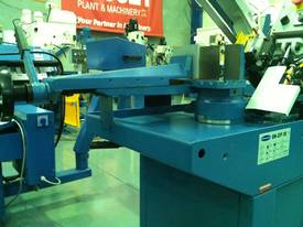 Industrial 245mm x 180mm Mitre Cutting Bandsaw & Stand - picture17' - Click to enlarge