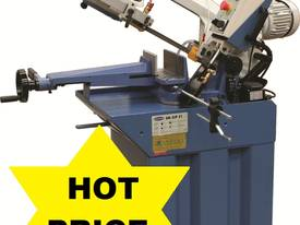 Industrial 245mm x 180mm Mitre Cutting Bandsaw & Stand - picture0' - Click to enlarge