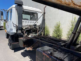 Mitsubishi FK417 Tipper Truck - picture2' - Click to enlarge