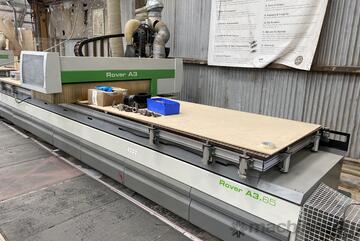 Biesse Rover A3.65 FT Twin Bed CNC Router
