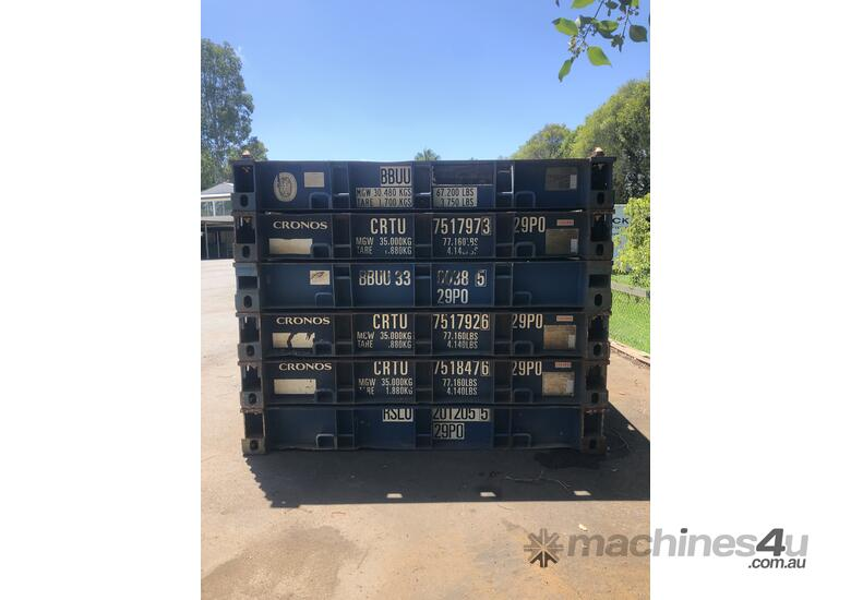 20FT Container Bolsters - Hire