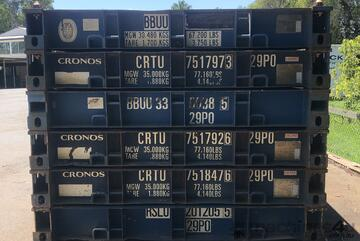 Cronos 20FT Container Bolsters