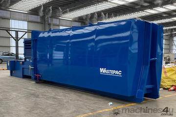 Wastepac   SC3000 Compactor