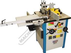 SP-300 Spindle Moulder 710 x 640mm Table Size - picture0' - Click to enlarge