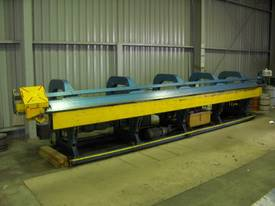 ex stock 6m 8m with bend angle controls also full  - picture0' - Click to enlarge