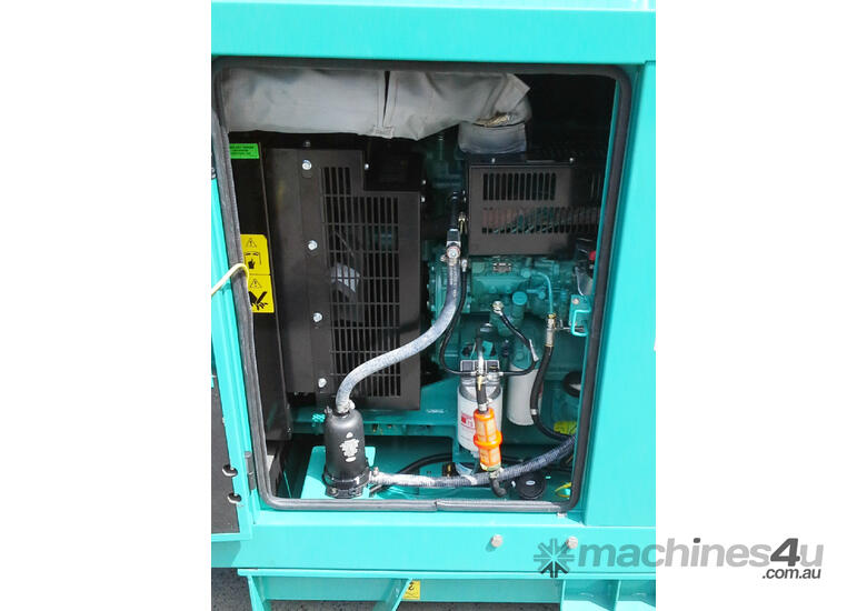 28kVA Cummins Enclosed Diesel Generator