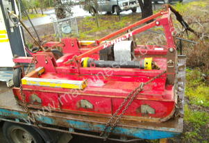 6' heavy duty Jarrett , trailing wheels ,