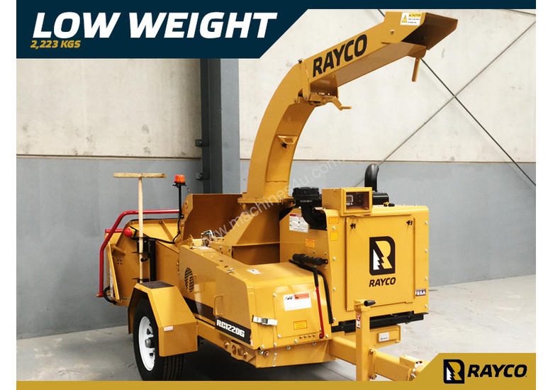 New 2018 rayco RC 1220 Petrol Wood Chippers in , - Listed on