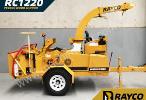2016 Rayco RC1220 Petrol Wood Chipper