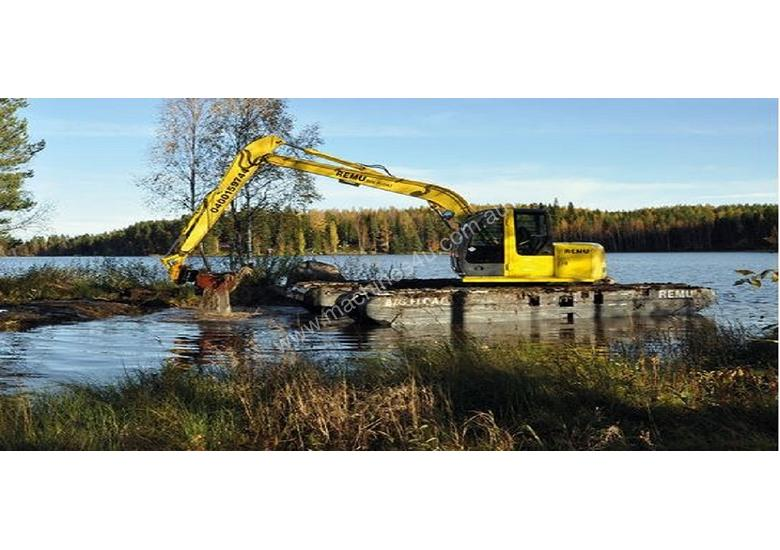 New remu BIG FLOAT 7-20 Tonne Excavator in WILLAWONG, QLD