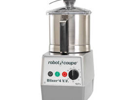 Robot Coupe Blixer 4VV Variable-Speed