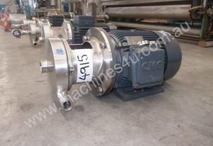 Centrifugal Pump - Inlet 50mm - Outlet 40mm .