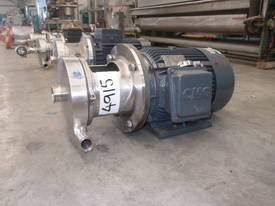 Centrifugal Pump - Inlet 50mm - Outlet 40mm . - picture0' - Click to enlarge
