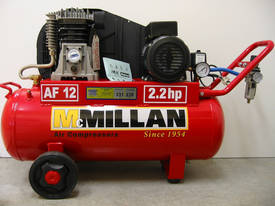 McMillan 12CFM Aluminium Compressor 240V - picture0' - Click to enlarge