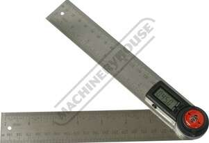 Toolmaster M970 Digital Angle Rule 180mm