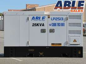 25 kVA Diesel Generator 415V - Forward (Formerly Isuzu) Powered - picture2' - Click to enlarge