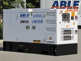 25 kVA Diesel Generator 415V - Forward (Formerly Isuzu) Powered - picture3' - Click to enlarge